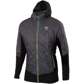 Karpos Lastei Evo Light Jacket Men dark grey/black